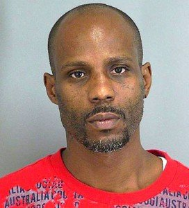 DMX's mugshot from his February 2013 arrest for driving without a license