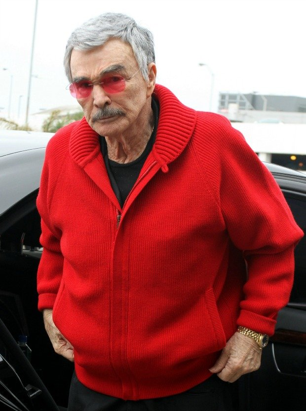 burt reynolds height