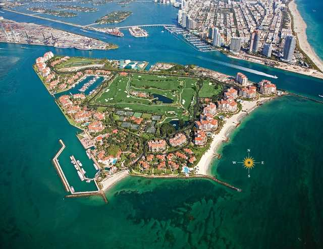 What S The Population Fisher Island