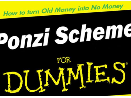 Mississippi Ponzi Schemer