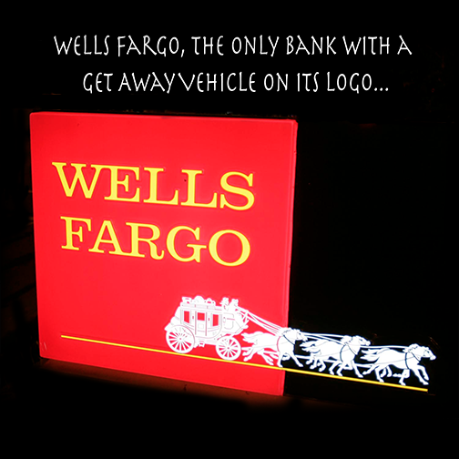 Wells Fargo bank account