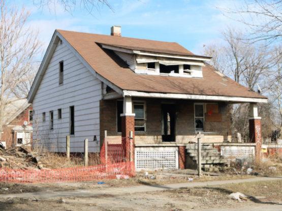 foreclosure rates
