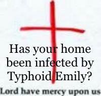 Typhoid Emily Convers