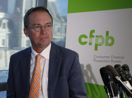 Acting CFPB Director