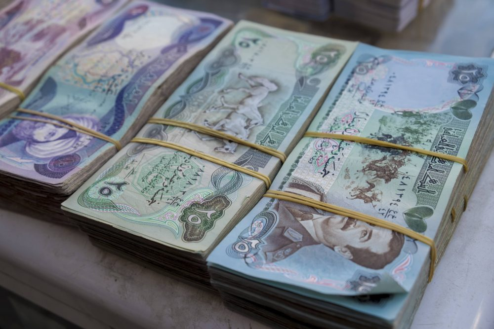 IRAQI DINAR SCAM ALERT: IT'S A PONZI SCHEME, PEOPLE! Iraqi-Dinar-e1554219563261