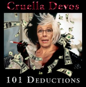 Cruella DeVos