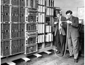 mortgage representatives like blaming  the computer