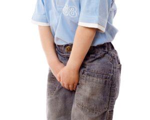kid doing pee-pee dance