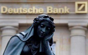 deutsche bank executive