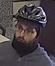 Hasidic bank robber
