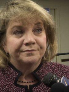 Democrat Christine Greig
