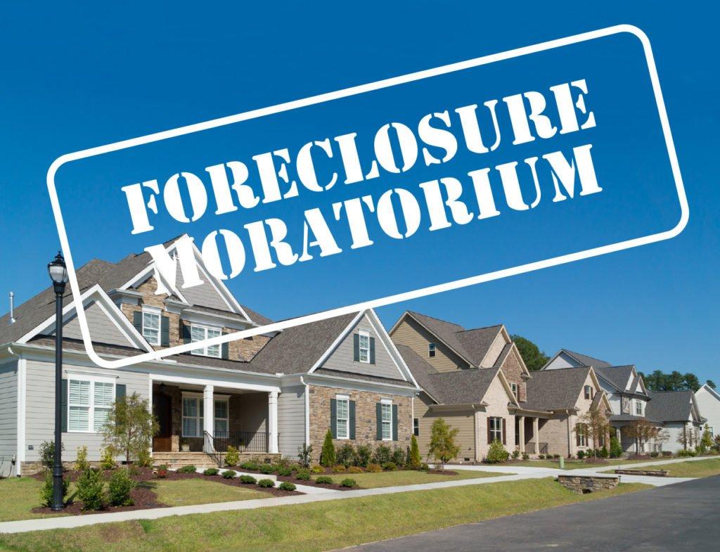 Federal Foreclosure Moratorium