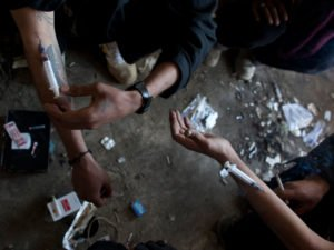 Detroit Drug Trafficking