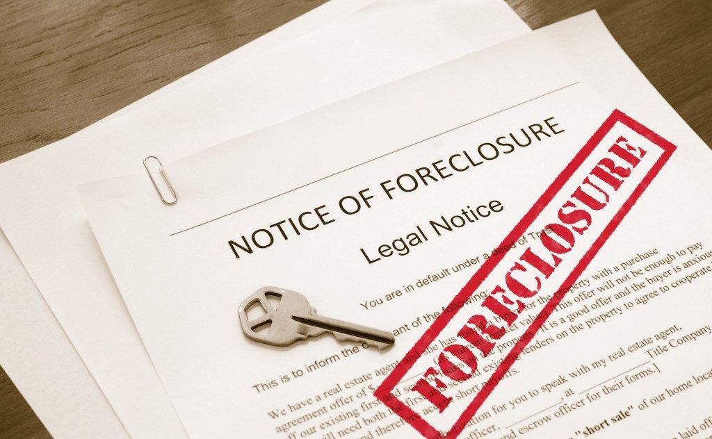Foreclosure Moratorium Alert